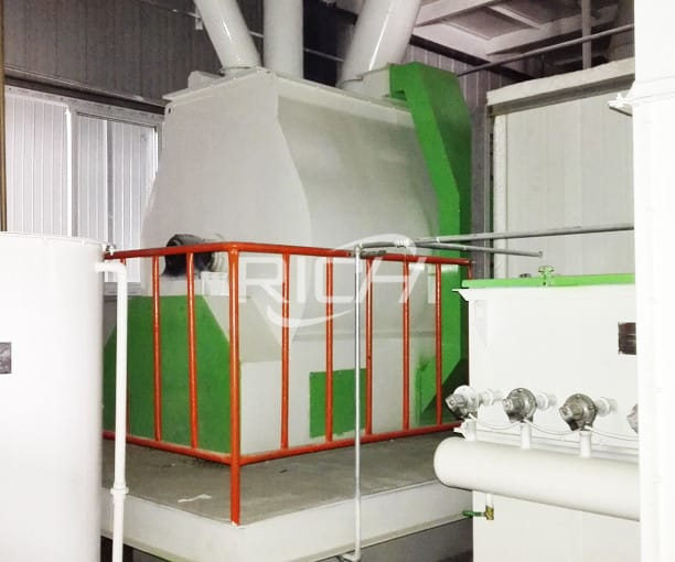 1st Batching&Mixing System