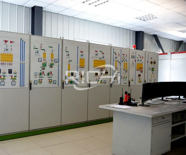 Electronic Control Section