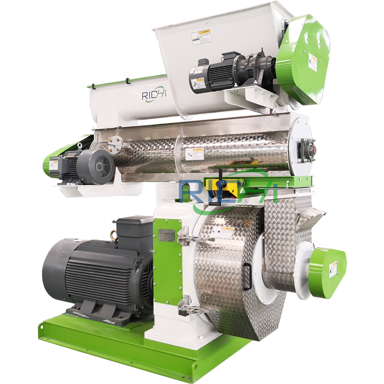 MZLH-858 Grass Pellet Machine