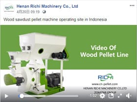 animal feed plant pellet mill manufacture