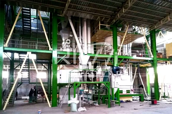 premix feed plant manufactures from china