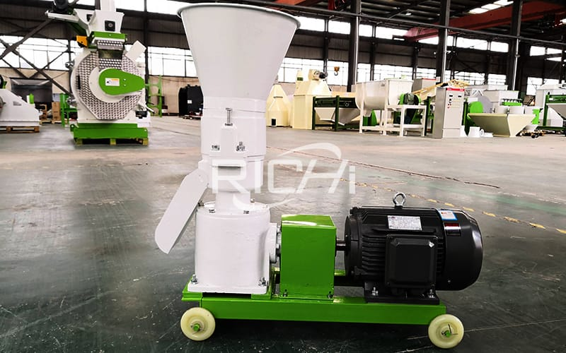 low investment high return wood pellet machine