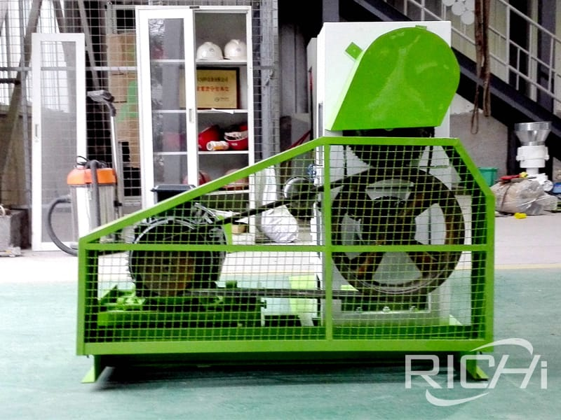 floating fish fodder feed maker equipment price