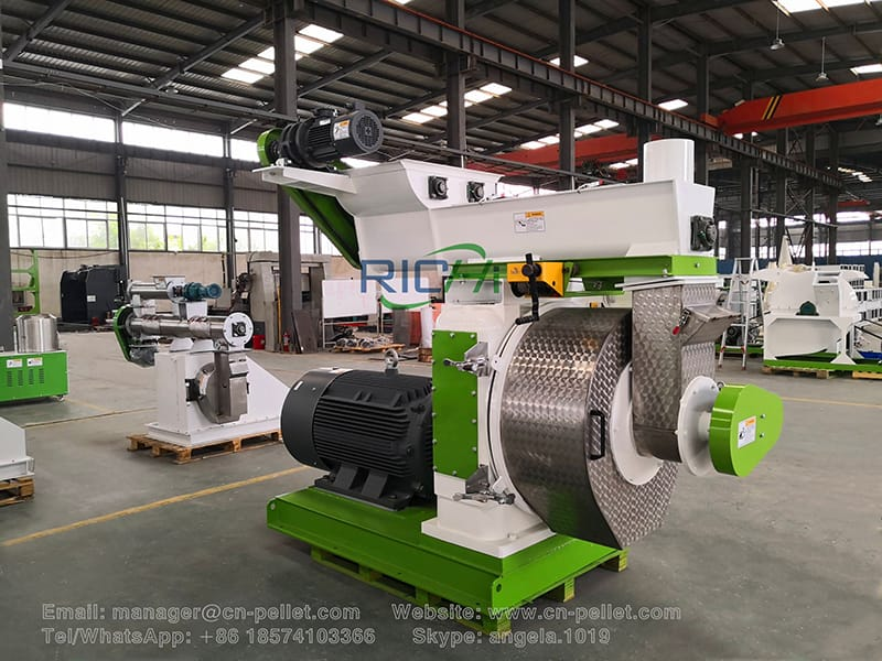 hot products 160kw  biomass wood pellet machine for biomass