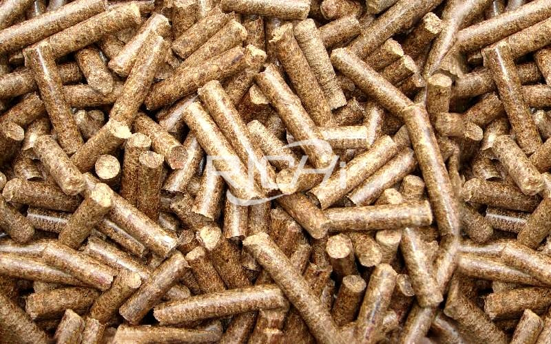 good quality 5 ton per hour wood pellet line price