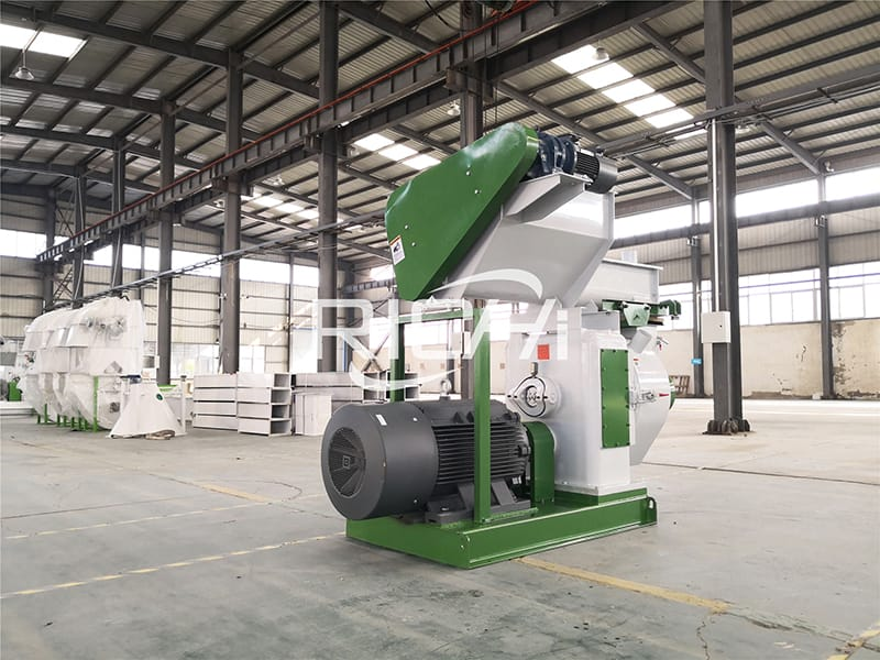 CE rice husk pellet making machine factory price