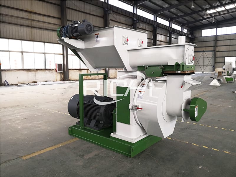 professional design biomass pine wood pellet machine for Indonesia market