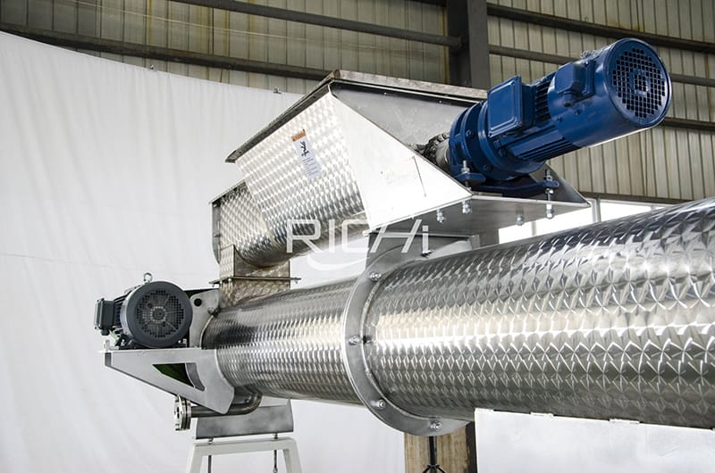 Analysis on the conditioner effect factors of animal feed pellet machine and feed extruder machine