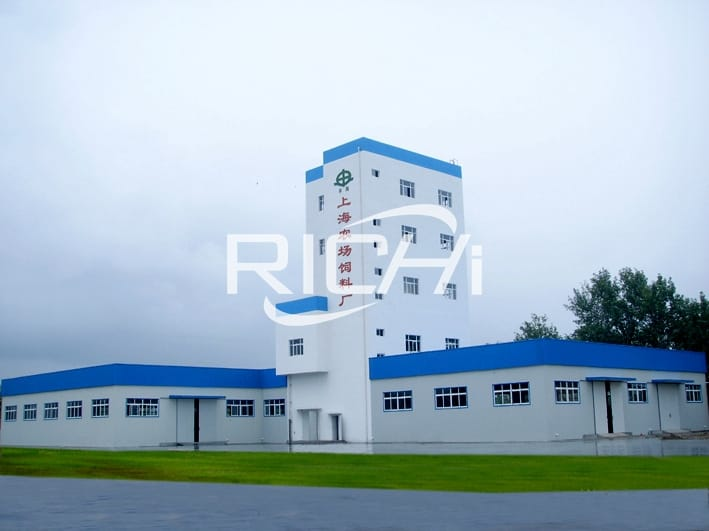 feed mill plant for ruminant
