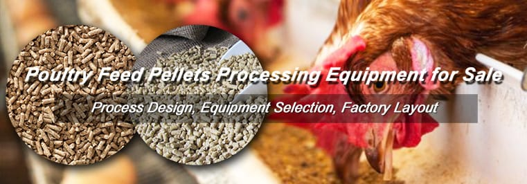 requirement for poultry feed mill plant